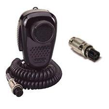 RANGER SRA-198 4-Pin CB Radio Microphone W/ 5-Pin Cobra Radio Compatible Adapter