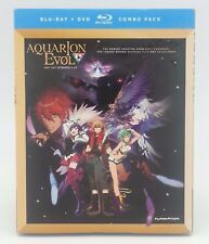 Aquarion Evol: Part 1 Blu-Ray + DVD Combo Pack NEW