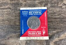 1996 Commemorative Olympic Sport Medallion - USA Cycling