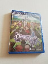 ONE WAY HEROICS PS VITA #21 LIMITED RUN GAMES