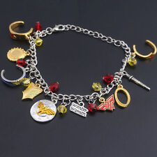 Wonder Woman Movie Metal Charm Bracelet & Bangles Bangle Jewelry Cosplay Gift