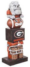 University of Georgia Bulldogs Tiki Tiki Totem NCAA College Football Mascot