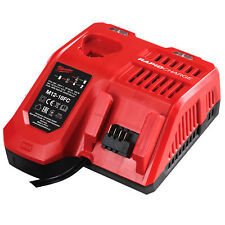 Milwaukee 18V Cordless M18 Battery Rapid Charger M12-18FC - AU STOCK
