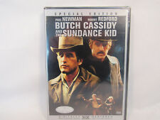 Butch Cassidy And The Sundance Kid 1969 Dvd New Factory Sealed