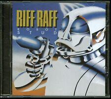 Riff Raff Robot Stud CD new