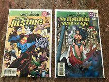 JOKER LAST LAUGH SUPERMAN BATMAN 18 ISSUES ALL NM TO MINT JLA JSA TITANS