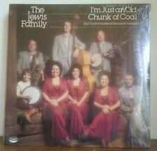"Lewis Family ""I'm Just An Old Chunk Of Coal""  Canaan CAS-9874 Stereo SEALED"