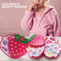 Pretend Play Cosmetic Makeup Toy Set Kit for Little Girls Kids Beauty Toys