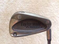 Taylormade Ti Bubble 2 6 Iron S-90 Stiff Flex Graphite Shaft