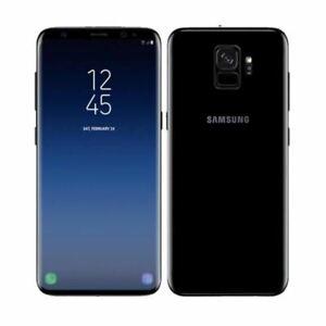 Samsung Galaxy S9 - 64 Go - Noir Carbone (Désimlocké) Neuf