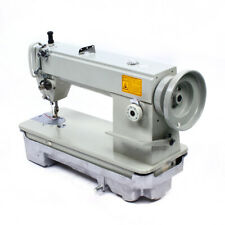 Thick material lockstitch Sewing Machine Heavy Duty Industrial Stitch Leather Us