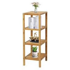 4 Tier Storage Display Organizer Rack Shelves Shelving Home Kitchen New