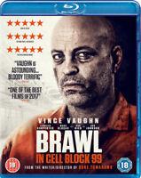 Brawl in Cell Block 99 Blu-Ray (2017) Vince Vaughn, Zahler (DIR) cert 18