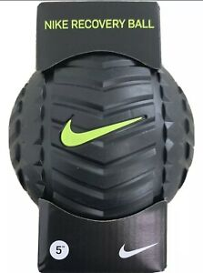 """Nike Recovery Ball/ Massage Roller/  Muscle Recovery Sz 5"""" Diameter"""