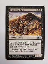 Relentless Rats - Magic 2010 (Magic/mtg) Rare