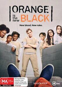 Orange Is The New Black - Season 4 DVD