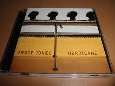 GRACE JONES cd HURRICANE wendy and lisa (of prince & the revolution) tricky
