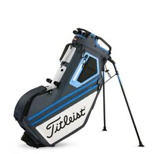 New 2017 Titleist Players 14 Stand Carry Bag Charcoal TB7SX14-224 14 divider