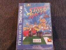 Street Racer Sega Mega Drive PAL