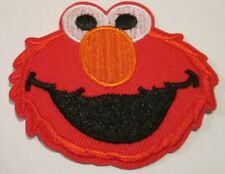 ELMO EMBROIDERED PATCH SEW/IRON ON~USA SELLER~2ND QUALITY NEW