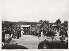 Course Automobile. 1930. Race. Vintage photo, Rosenthal. L185