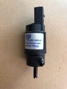 HELLA Waschwasserpumpe für BMW 3er E36 E46 8TW 006 848-041