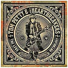 Tom Petty And The Heartbreakers Live Anthology - 4CD, Tom Petty And The Heartbre
