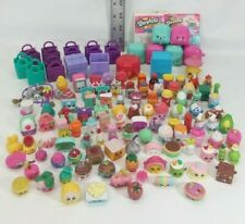 Shopkins lot of over 100 figures from various series, exact items shown
