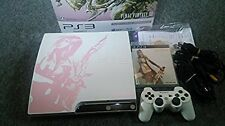 PlayStation 3 Final Fantasy XIII Lightning Console PS3 Japan *GREAT - COMPLETE*