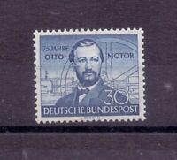 Bund 1952 - Otto-Motor - MiNr. 150 postfrisch** geprüft - Michel 32,00 € (364)