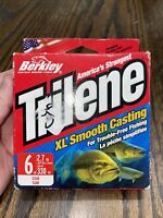 Berkley Trilene XL Smooth Casting 6lb 2.7kg 330yd Clear Fishing Line Fish Rod