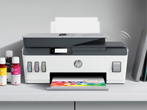 BRAND NEW HP Smart Tank Plus 651 Wireless All-In-One Inkjet Printer