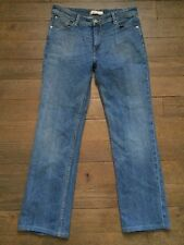 Jean JEANS LEVI'S 627 STRAIGHT FIT 31/32 SOIT 40/42  BLEU  CART 4