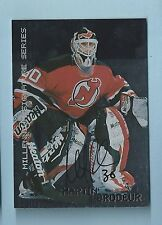 MARTIN BRODEUR 1999/00 BE A PLAYER BAP SIGNATURE AUTOGRAPH AUTO