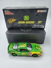 1:24 NASCAR Racing Champions - 97 JOHN DEERE Chad Little - LIMITED EDITION #1213