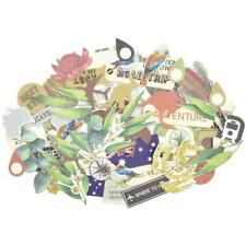 Open Road Collectables Scrapbooking 50 pc Die Cuts KAISERCRAFT CT896 New