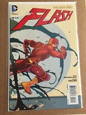 DC Comics New 52 THE FLASH #27 NM 1st Print CW TV Show Buccellato Zircher