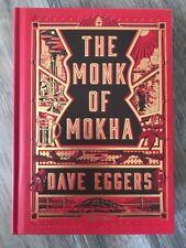 """Dave Eggers """"The Monk of Mokha"""" SIGNED 1/1 (Circle, Hologram, Zeitoun)"""