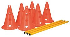 Dog Activity Obstacle Set - Agility Jumps Hurdles Training Flyball Cones Jumps