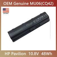 OEM NEW Laptop Battery for HP Pavilion CQ42 DV7 DV6 DV5 G6 G7 DM4 G72 593553-001