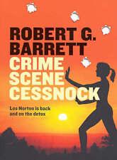 Crime Scene Cessnock by Robert G. Barrett - Large Paperback - 20% Bulk Discount