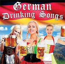 German Beer Drinking Songs - CD - BRAND NEW SEALED Oktoberfest Beirfest