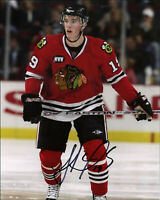 PATRICK KANE & JONATHAN TOEWS (BLACKHAWKS )  -  TWO 5 x 7 SIGNED PHOTO REPRINTS