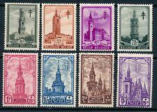 België/Belgique 519-526 * COB = 25 Euro st15
