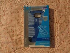 SPECK Candy Shell Grip Case for Samsung Galaxy S6 Harbor Blue/Periwinkle Blue