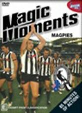 Collingwood Magpies magic moments ( AFL dvd ) region 0