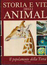 HISTOIRE DE LA ANIMAUX - 6 VOLUMES - P.P.GRASSé - 1976