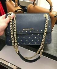 US BOUGHT MICHAEL KORS Kathy Studded clutch/crossbody