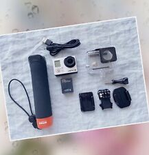 GoPro HERO3 Black Edition 4K 12MP Action Camera 32GB SD + Waterproof Housing Kit