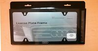 Audi ZAW071801C License Plate Frame